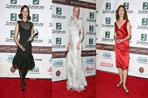 Women's World Awards.New York, 2006