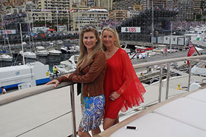 Monaco Grand Prix Superyacht Weekend. Monaco, 2014